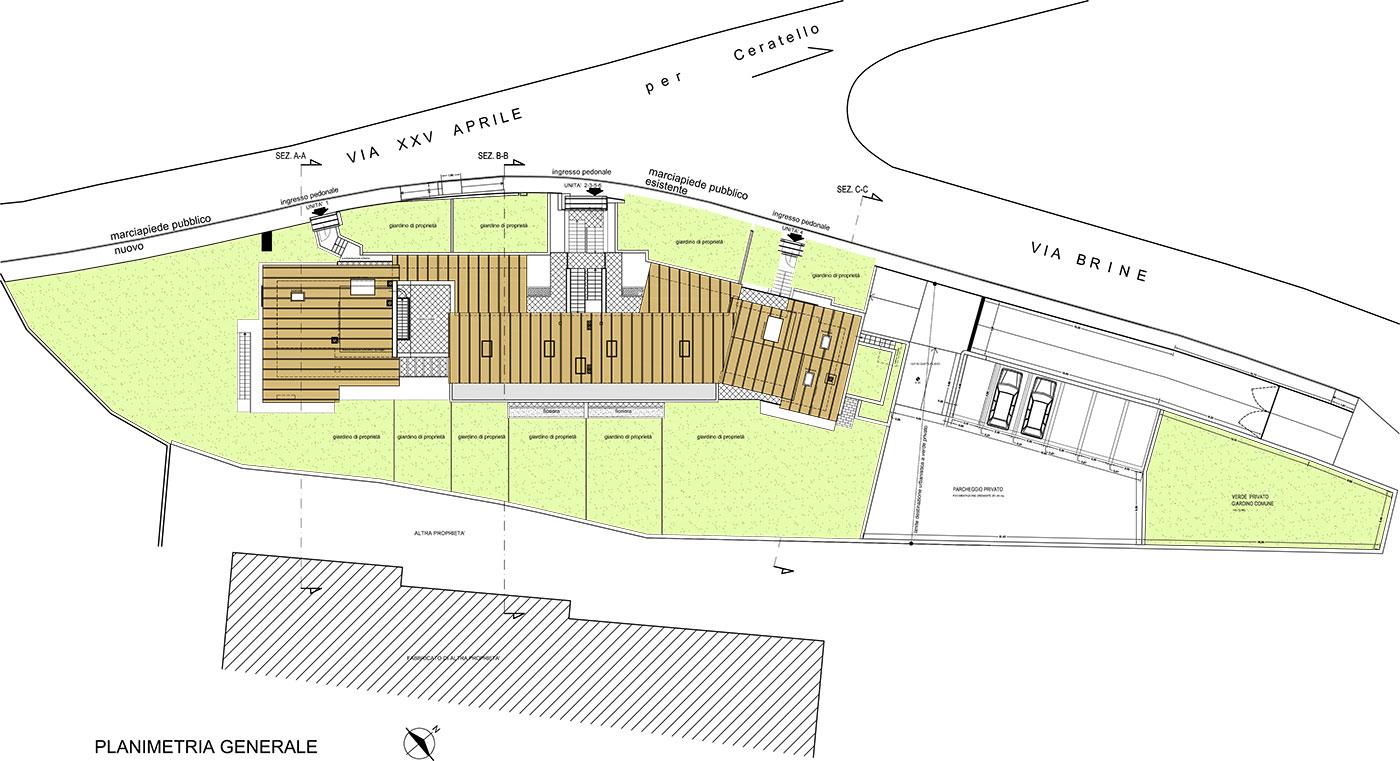 Residence al poggio planimetrie residence al poggio for Planimetrie del garage rv