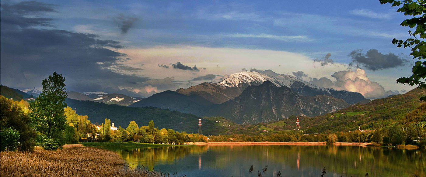 Lago di Endine, a 10 minuti dal Residence